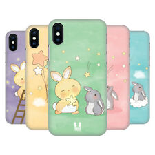 HEAD CASE DESIGNS ATTRAPPEUR D'ÉTOILE LAPINS ÉTUI COQUE POUR APPLE iPHONE X