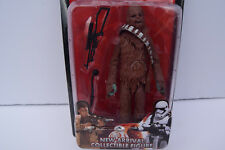 """STAR WARS CHEWBACCA 6"""" ACTION FIGURE STAR WARS THE FORCE AWAKENS"""