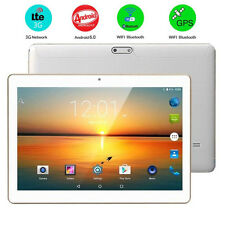 "10.1"" Tablet PC Android 6.0 Bluetooth 16gb Quad Core 3g Libre GPS Dual SIM GB"