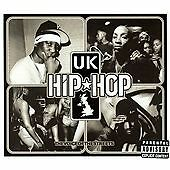 Various Artists - UK Hip Hop (The Voice of the Streets)  (2xCD) . FREE UK P+P .