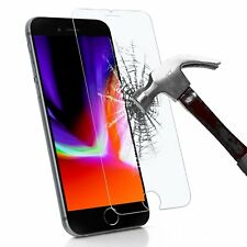 9H Hardness HD Tempered Glass Screen Protector for iPhone 8 Plus