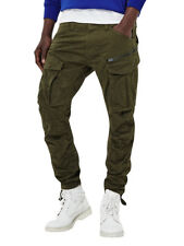 G-Star Men's Tapered Rovic 3D Cargos, Green
