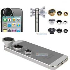 3 in 1 Fish Eye + Wide Angle + Macro Lens Camera Magnetic Kit for phone FZ