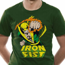 Marvel Comics - Iron Fist T Shirt Size:S,XL,2XL - NEW & OFFICIAL