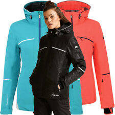 Dare 2b Womens/Ladies Recast Waterproof Insulated Breathable Ski Jacket