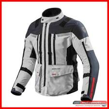 Giacca Moto Revit Sand 3 Silver Antracite Touring 3 Strati Rev'it Bmw