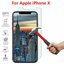 iPhone X Screen Protector, Genuine  GLAS.tR Slim Tempered Glass for iPhone