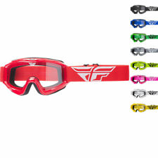 Fly Racing 2018 Focus Motocross Goggles MX Enduro Off Road Clear Lens GhostBikes