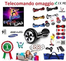 """HOVERBOARD LUCI L SPEAKER E SCOOTER OVERBOARD COLORI 6,5""""- 8"""" @7KY"""
