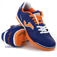 Scarpe calcetto Joma - Top Flex 604 Royal / Orange Fluor Indoor