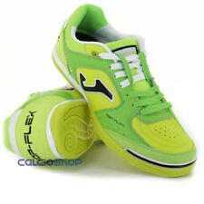 Scarpe calcetto Joma - Top Flex 611 Green Fluor / Lemon Fluor Indoor