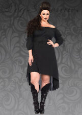Plus Size Leg Avenue Gothic Black Dress