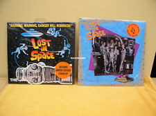 RARE Lost In Space Calendars 1998 (w/Standee) & 1999 SEALED/BRAND NEW!!