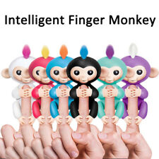Interactive Smart Baby Monkey Induction Finger Toys Children Christmas Best Gift