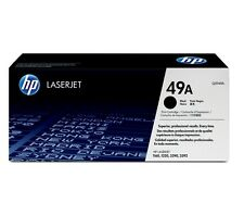 HP Original OEM Black Laser Toner Cartridge Q5949A 49A - 2500 Pages Next Day Del