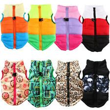 Warm Dog Clothes For Small Dog Windproof Winter Pet Dog Coat Jacket Clothes ...