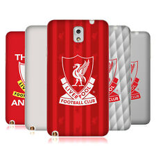 UFFICIALE LIVERPOOL FOOTBALL CLUB CREST RETRO CASE IN GEL PER SAMSUNG TELEFONI 2
