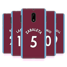 OFFICIAL WEST HAM UNITED FC 2017/18 PLAYERS HOME KIT 1 CASE FOR NOKIA PHONES 1