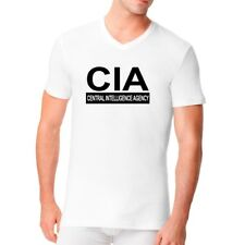 CIA - Central Intelligence Agency Geheimagent Tarnung Tourist Fun Shirt
