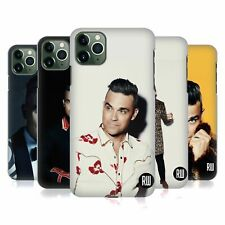 OFFICIAL ROBBIE WILLIAMS CALENDAR HARD BACK CASE FOR APPLE iPHONE PHONES
