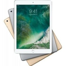 APPLE IPAD 9.7 (2017) 128 GB Wi-Fi IOS TABLET PC senza contratto Retina WOW