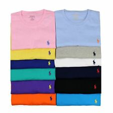 Polo Ralph Lauren Mens Short Sleeve Crew Neck T Shirts