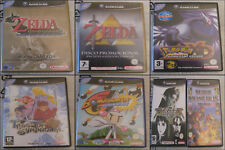 Juegos Nintendo GameCube Tales of Symphonia Zelda Wind Waker Collector's Pokemon