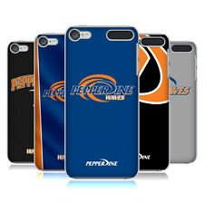 UFFICIALE PEPPERDINE UNIVERSITY COVER RETRO RIGIDA PER APPLE iPOD TOUCH MP3