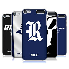 UFFICIALE RICE UNIVERSITY COVER RETRO RIGIDA PER APPLE iPOD TOUCH MP3