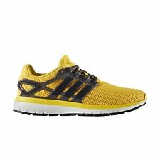 adidas Energy Cloud WTC Running Shoes Mens Yellow/Grey Fitness Trainers Sneakers