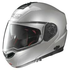 Casco Integrale Apribile Nolan N104 Absolute Special 11 Salt Silver