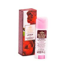 "BALSAMO LABBRA ALL'OLIO DI ROSA ED ARGAN STICK LIP BALM ""ROYAL ROSE"" BIO FRESH"