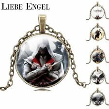 Assassins Creed Game Necklaces & Pendants Vintage Jewelry Choker Necklace