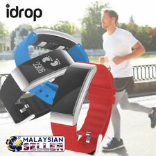 idrop DFit DB07 Smart Sports Bracelet Bluetooth Waterproof Sleep Heart Rate Moni
