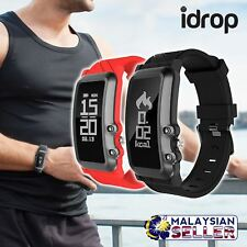 idrop DB08 Smart Watch Bracelet Heart Rate Blood Pressure Monitor IP68 Water Res