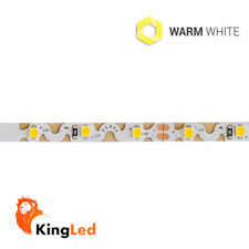 KingLed® Tira LED Curva 300SMD2835 30W 12V CRI80 1800lm IP20 Blanco Strip LED