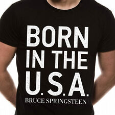 Bruce Springsteen - Born in the USA T Shirt Size:S - NEW & OFFICIAL