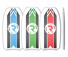 Riber Body Board / Bodyboard - Crescent Tail - EPS Core Surfing Beach Family