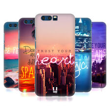 HEAD CASE DESIGNS WORDS TO LIVE BY 4 HARD BACK CASE FOR HUAWEI HONOR 9