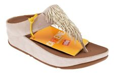 FitFlop™ Cha Cha™ Flip Flops Nuevo SIL50703 ZAPATOS DEPORTIVO MUJER