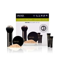 Inika Organic Make-Up Dicovery Gift Set - 4 Sets to choose from!