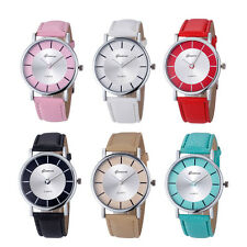 fashion da donna Orologio Casual Quarzo SIMILPELLE FASCIA ELEGANTE
