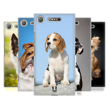 HEAD CASE DESIGNS POPULAR DOG BREEDS HARD BACK CASE FOR SONY XPERIA XZ1