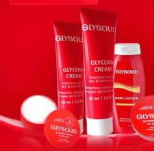 GLYSOLID SKIN SOFTENING CREAM AND LOTION