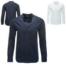 Jack & Jones Herren Langarmhemd Businesshemd Chic Elegant Klassisch Color SALE %