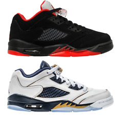 NIKE AIR JORDAN 5 RETRO LOW LTD ALTERNATE DUNK FROM ABOVE 35.5-40 NUEVO 130€ 11