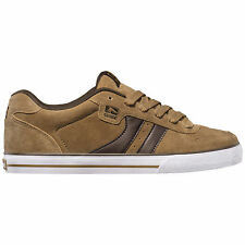 Globe Team Encore-2 Skate Shoes Trainers Tan Brown