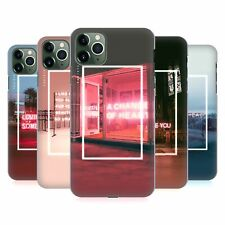 OFFICIAL THE 1975 SONGS HARD BACK CASE FOR APPLE iPHONE PHONES
