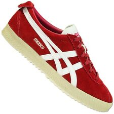 ASICS ONITSUKA TIGER MEXICO DELEGATION 66 D601L-2199 SNEAKER SCHUHE ROT SUEDE 48