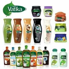 VATIKA NATURALS HAIR CARE PRODUCTS FULL RANGE OILS/MASK/SHAMPOO/CREAM